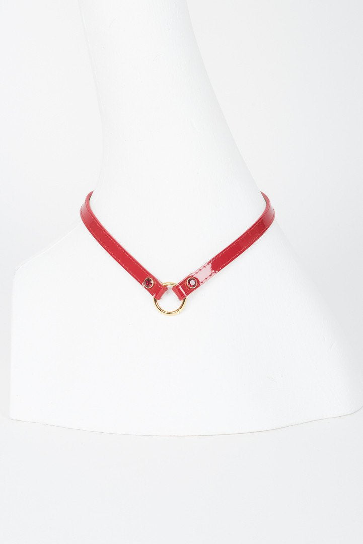 Red Hot T-Strap