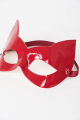 Red Hot Molded Mask