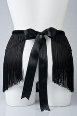 Fringe Maid Skirt - Fräulein Kink Private Access  - 6