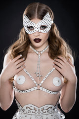 Bianco Cage Harness