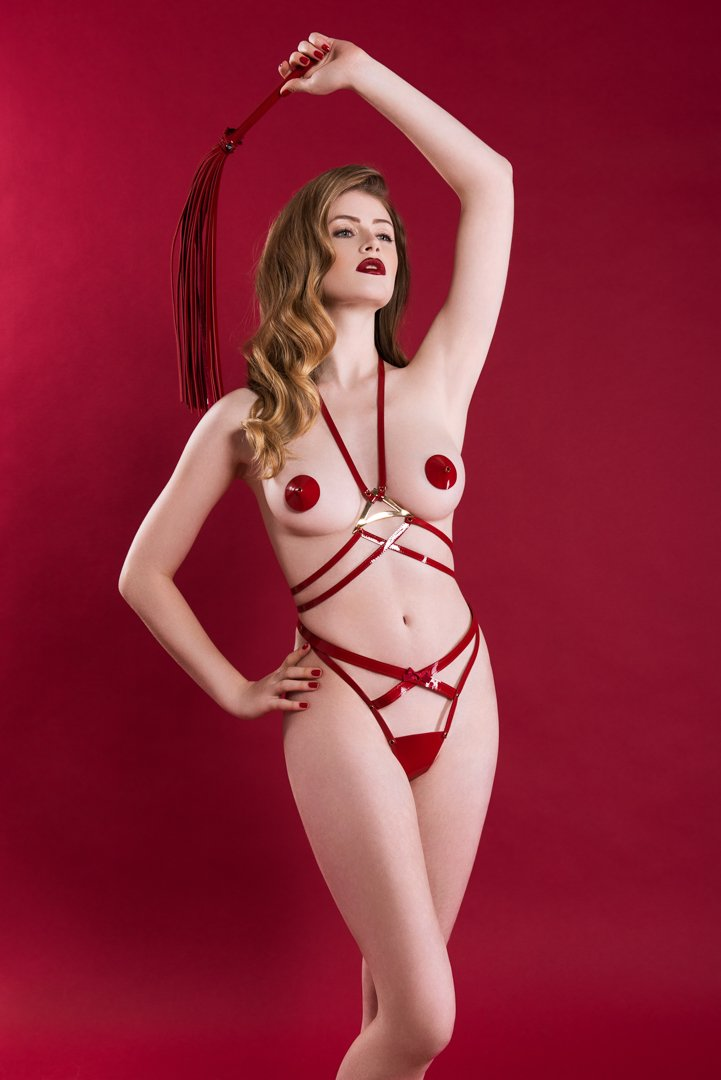 Red Hot Harness