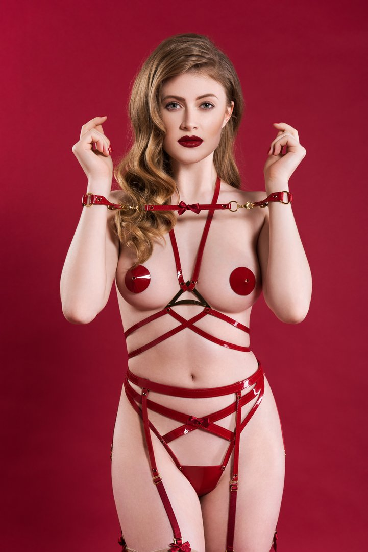 Red Hot Handcuffs