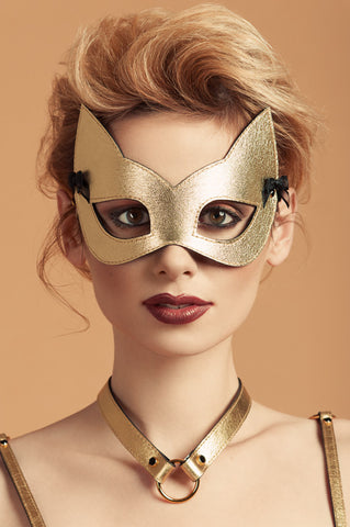 Oro Kitten Mask