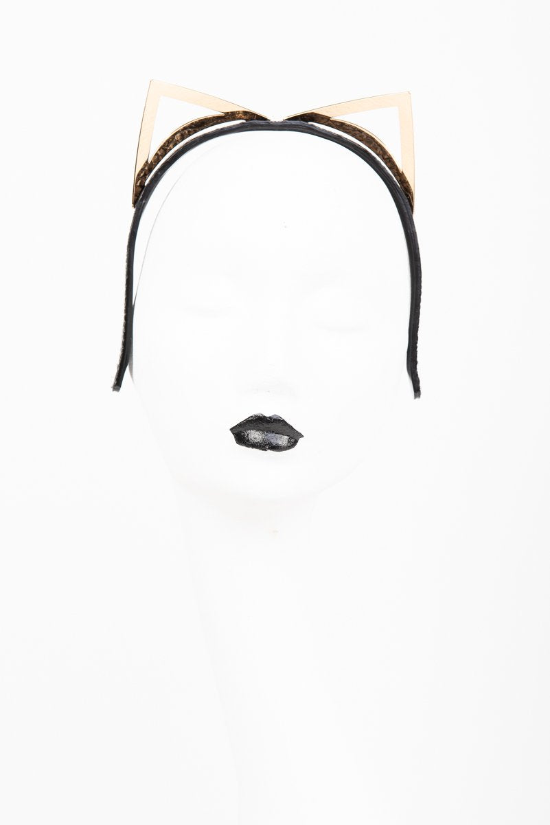 Buy Fraulein Kink Crocco Kitten Headband Online