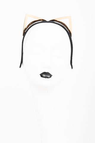 Crocco 18K Headband