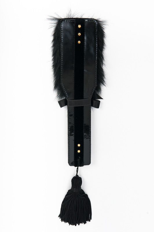 Luxury double sided Noir Paddle