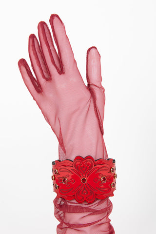 Rosso Gloves