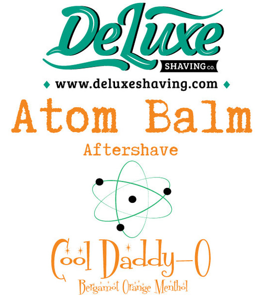 DeLuxe Atom Balm - Cool Daddy-O