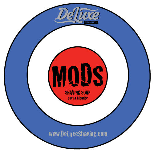 "DeLuxe Shaving Soap ""Mods"""