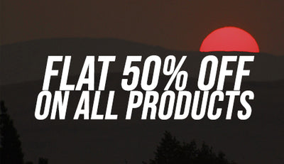 The Mega Sale Is Live !!