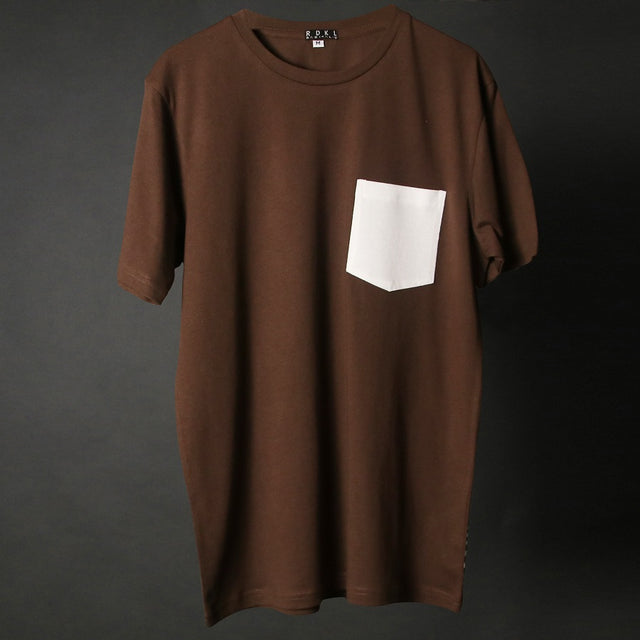 Down - RDKL Pocket Tee#165