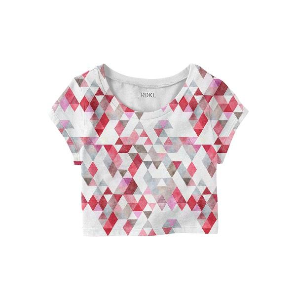 Hex Dreams  - RDKL Crop Top#2 - RDKL-U