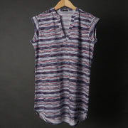 RDKLU Womens V-Neck Top#6