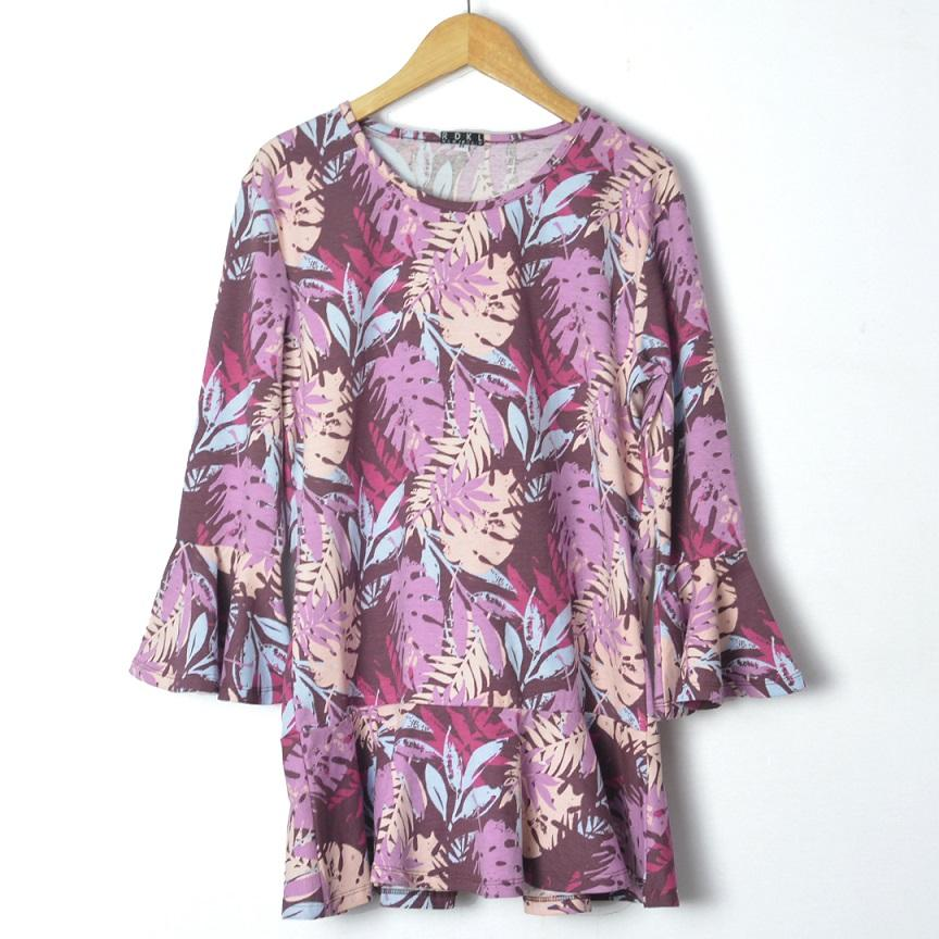 RDKL-U * Bell Sleeve Top#2