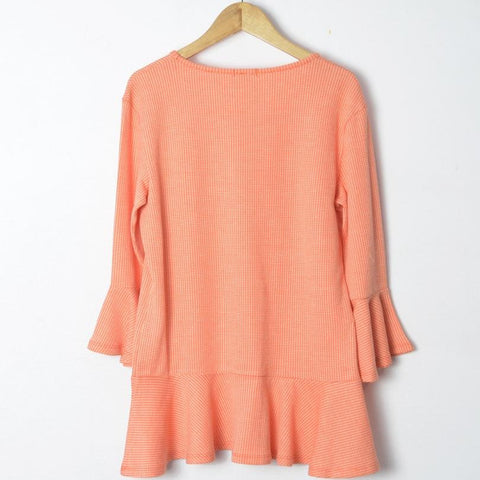 RDKL-U * Bell Sleeve Top#3