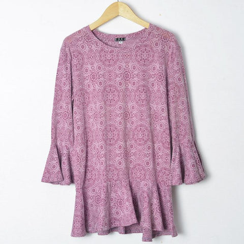 RDKL-U * Bell Sleeve Top#4