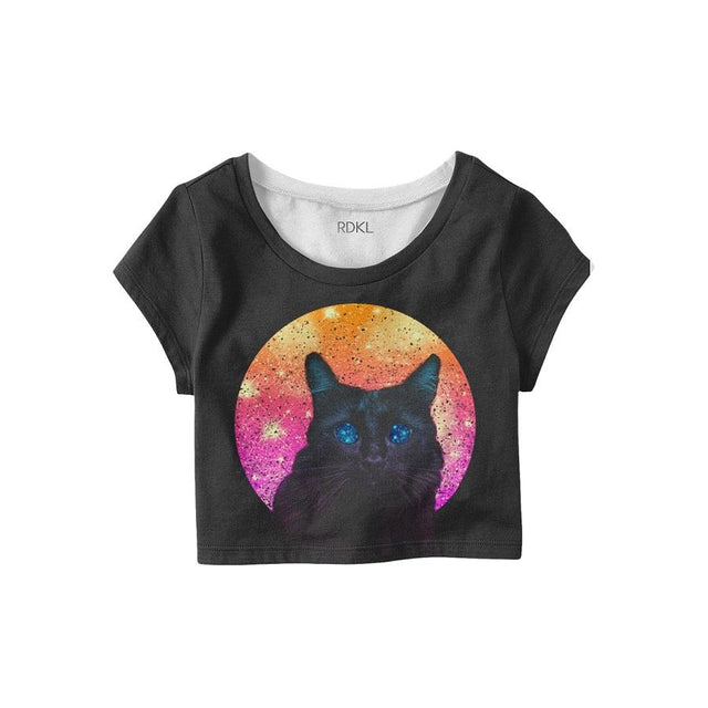 I Saw The Space - RDKL Crop Top#34 - RDKL-U