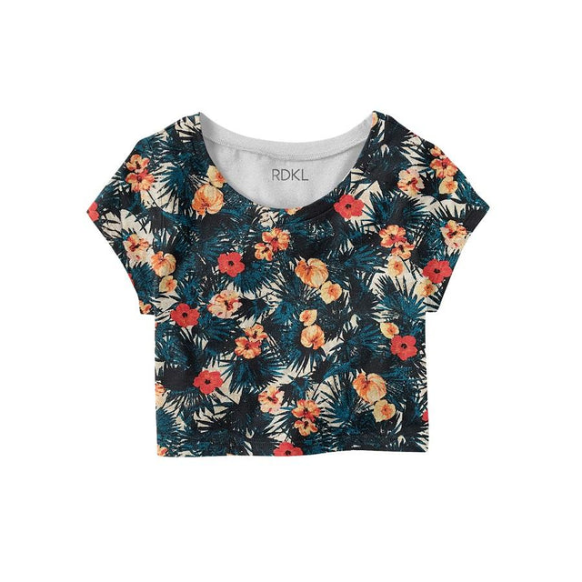 Bloom - RDKL Crop Top#84 - RDKL-U