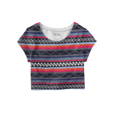 Inca - RDKL Crop Top#94 - RDKL-U