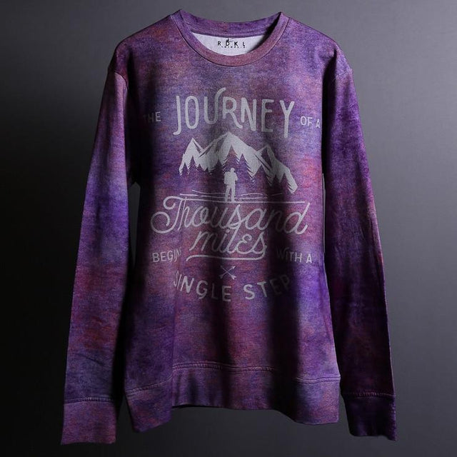 Journey 2.0 - RDKL - Men's Long Sleeve Tee#39 - RDKL-U