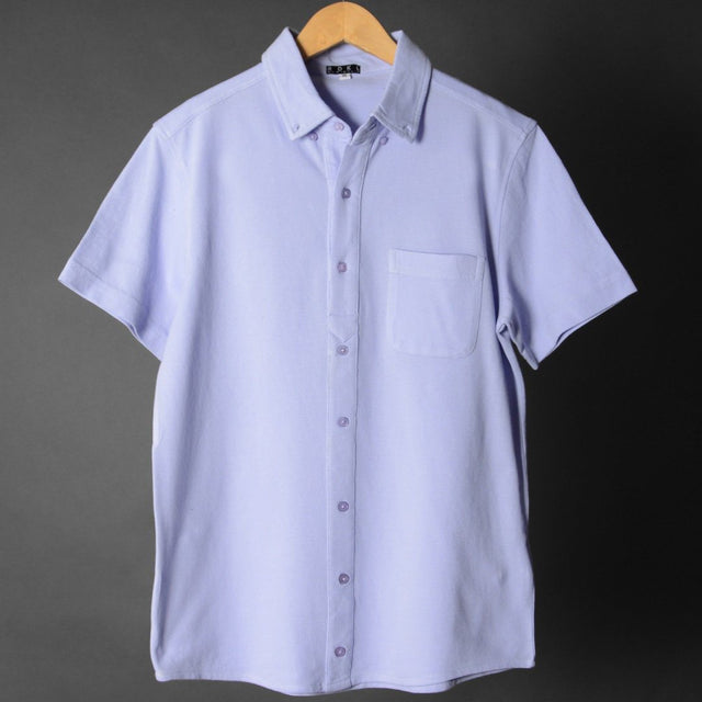 Sky Blue Sky - RDKL-U Mens Polo Tee#21