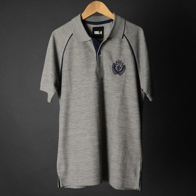 Rules - RDKL-U Mens Polo Tee#24