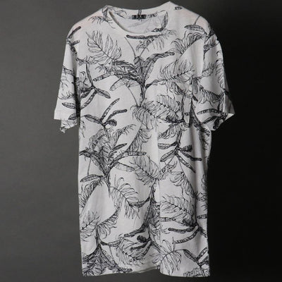 Ferns - RDKL Pocket Tee#123 - RDKL-U