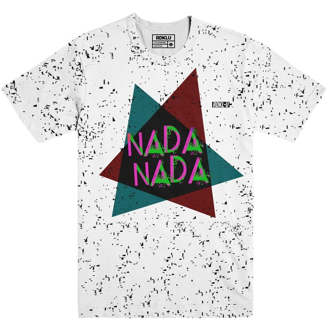 Nada Nada - RDKLU Mens All Over Printed Tee#13