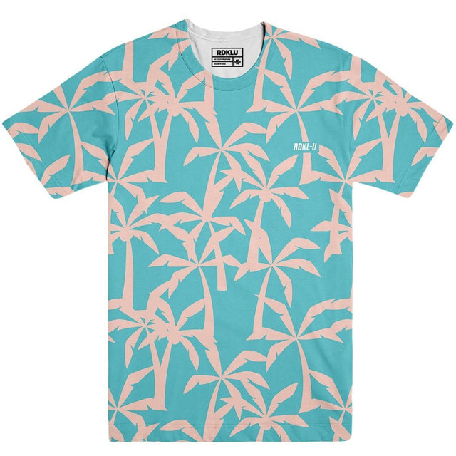 Tunes - RDKLU Mens All Over Printed Tee#17