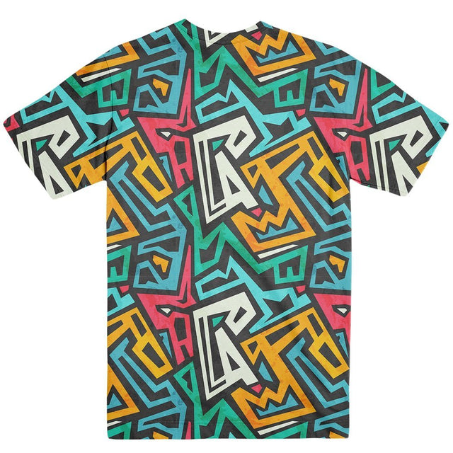 Be Brave ! - RDKLU Mens All Over Printed Tee#20