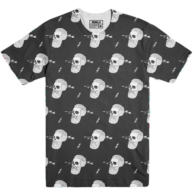 Eddy - RDKLU Mens All Over Printed Tee#5