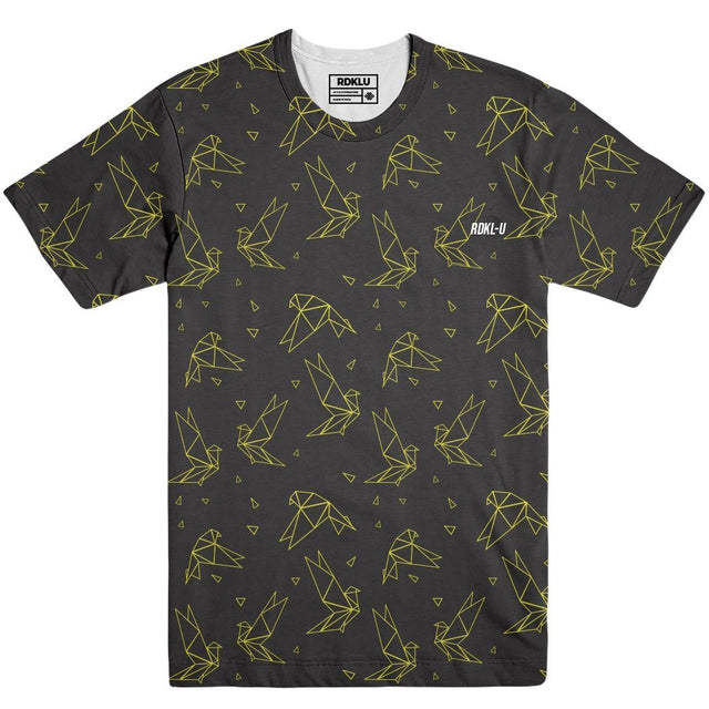 Freebird - RDKLU Mens All Over Printed Tee#8