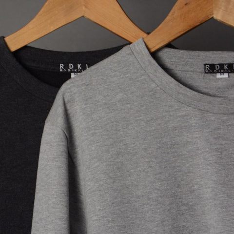 RDKL-U * The Grey & Black Mens Sweatshirt Bundle # 1