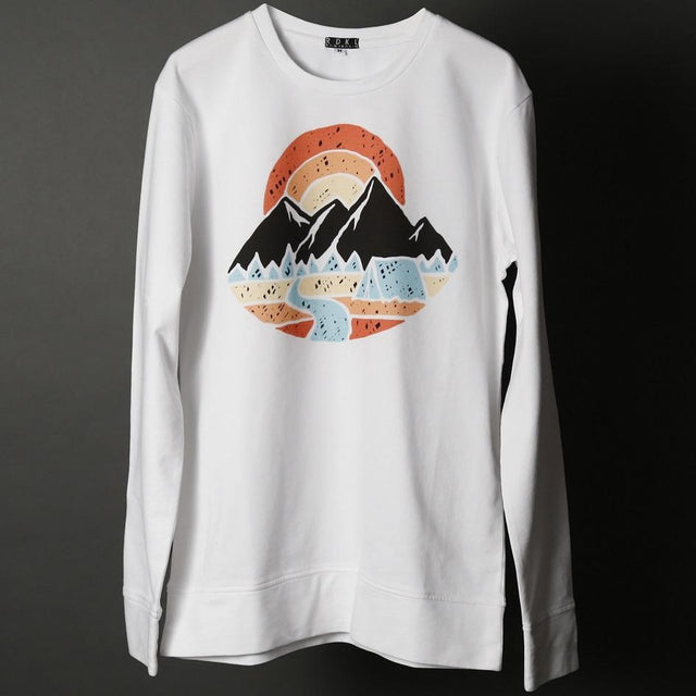 Paradise - RDKL - Men's Long Sleeve Tee#51