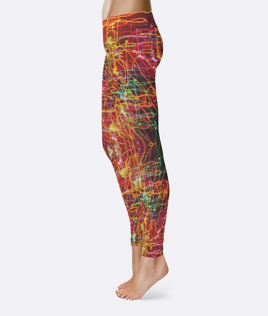 Deep Dream - RDKL LEGGING#13 - RDKL-U