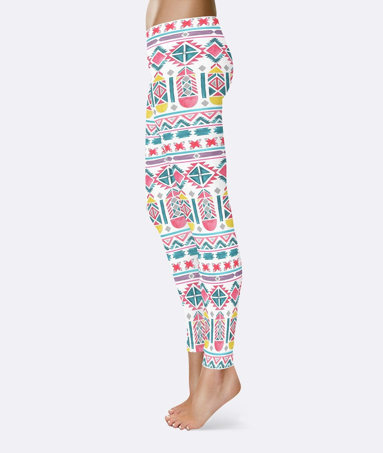 Tribal  Serenade - RDKL LEGGING#24 - RDKL-U  - 2