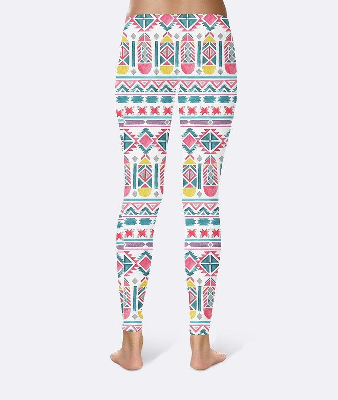 Tribal  Serenade - RDKL LEGGING#24 - RDKL-U  - 1