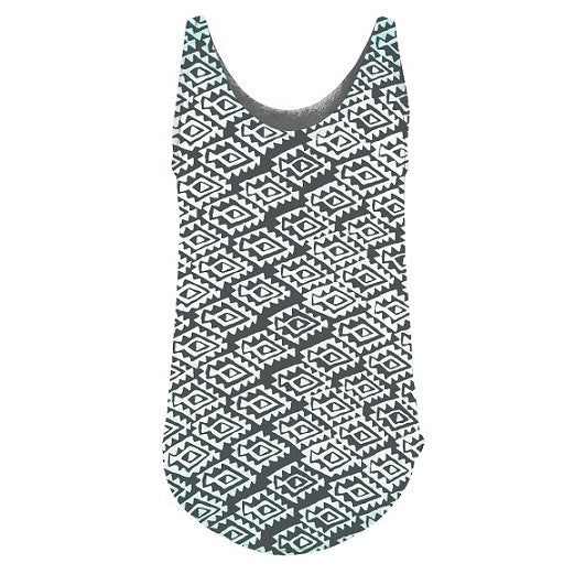 Edgy Fishes - RDKL Tank Top#34 - RDKL-U