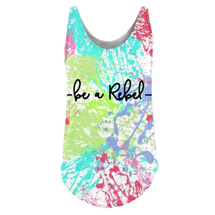 Rebellion  - RDKL Tank Top#11 - RDKL-U