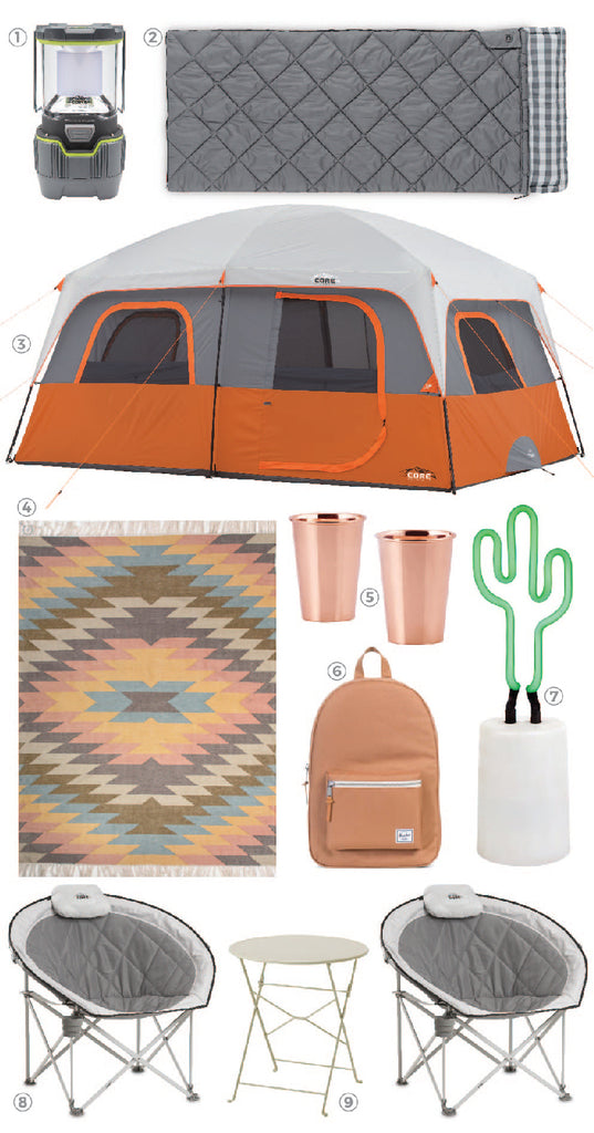 Core Equipment Camping Inspirations_Southwest Style