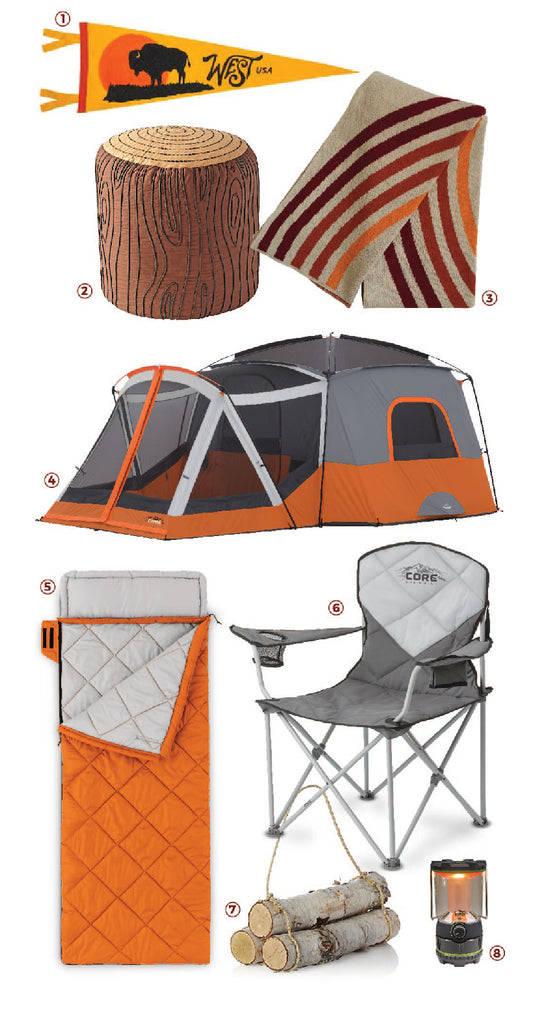Core Equipment Camping Inspiration