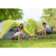 Core Equipment 3 Person Instant Dome Tent Lifestyle