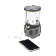 Core Equipment 1000 Lumen Rechargeable Lantern Charging