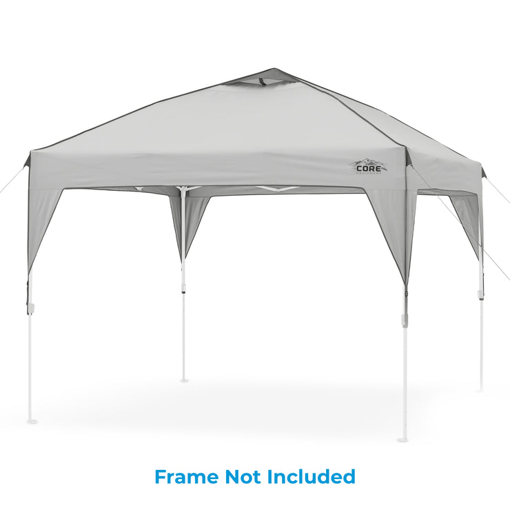 10' x 10' Instant Canopy Top
