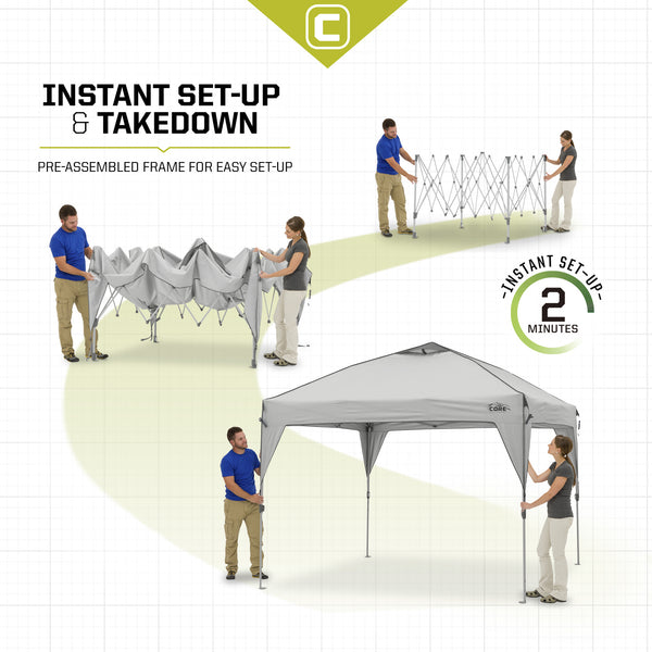 CORE 10x10 Instant Canopy Setup series