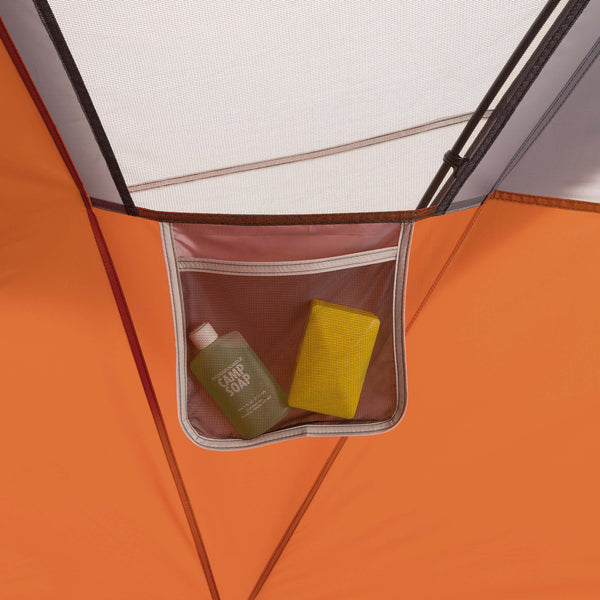 Core 9 Person Dome Tent_Organizer Pocket