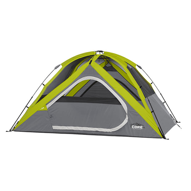 4 Person Instant Dome Tent 9' x 7'