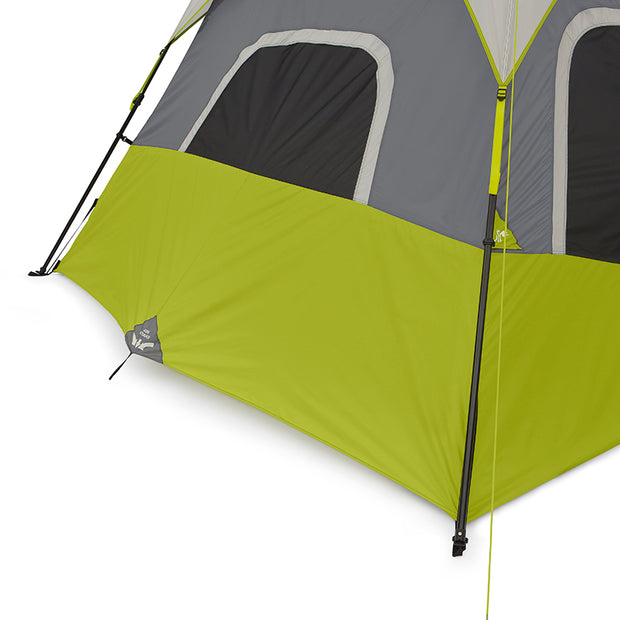 Core Equipment 6 Person Instant Cabin Tent Air Vent