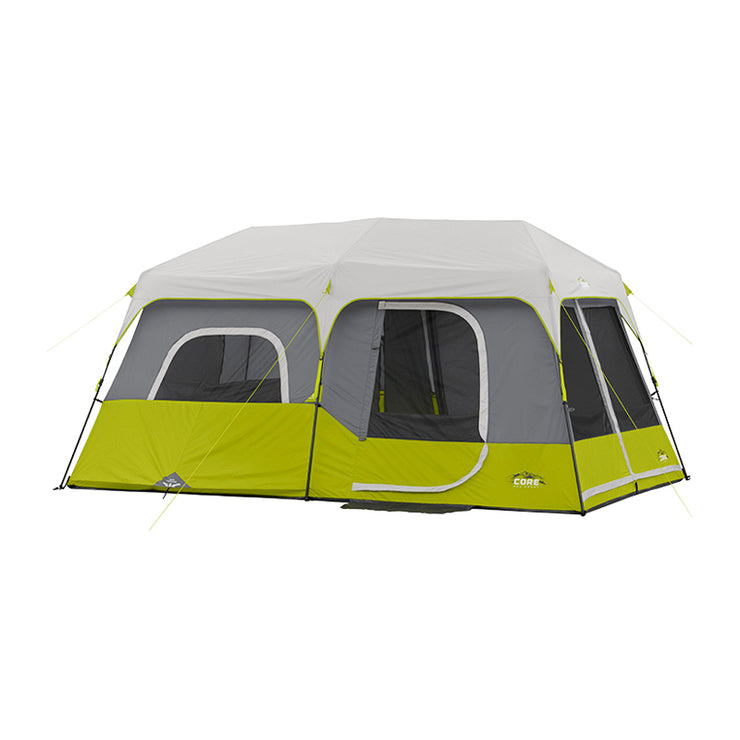 Core Equipment 9 Person Instant Cabin Tent