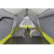 Core Equipment 9 Person Instant Cabin Tent Interior
